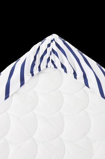 Ekologinen LINES-kuminauhalakana 60x120 cm Sininen