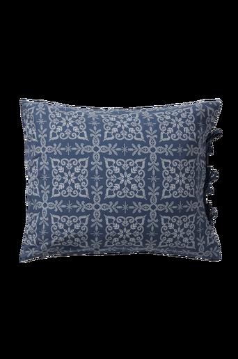DOTTY-tyynyliina 60x50 cm Sininen