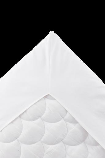 KERSTIN-kulmalakana 180x200 cm Valkoinen