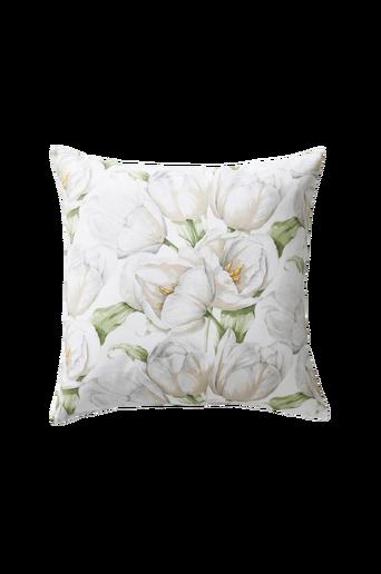 MAUREEN-tyynynpäällinen 50x50 cm Valkoinen