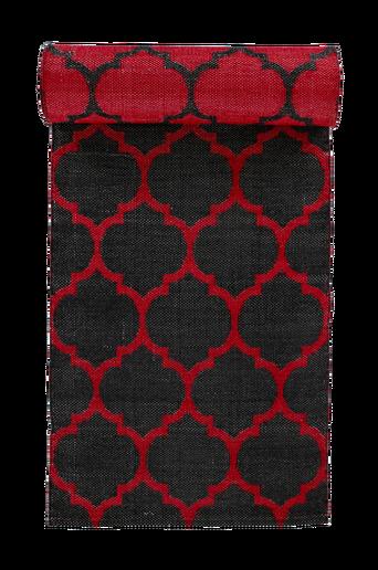 MONZA-muovimatto 70x150 cm Punainen