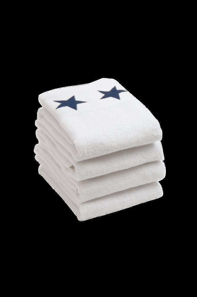 NOVA handduk 4-pack