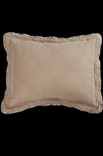 LINN-tyynynpäällinen 60x50 cm Pellavabeige
