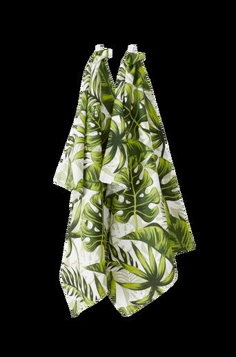 BLADEN-keittiöpyyhkeet, 2/pakk. Vihreä