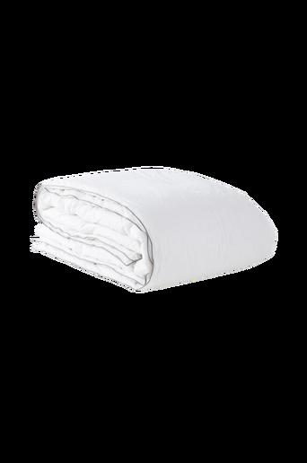 FEEL-untuvapeite parisänkyyn, keskilämmin 220x210 cm Valkoinen