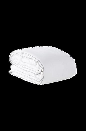 FEEL-untuvapeite parisänkyyn, lämmin 220x210 cm Valkoinen