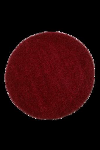 STAY-ryijymatto, ø 160 cm Viininpunainen
