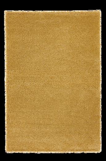 PIZA-ryijymatto 160x230 cm Sinapinkeltainen