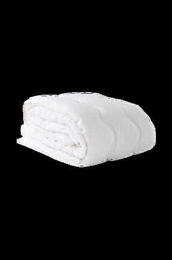 Synteettinen SLEEP-peitto kapeaan sänkyyn, lämmin 150x210 cm Valkoinen