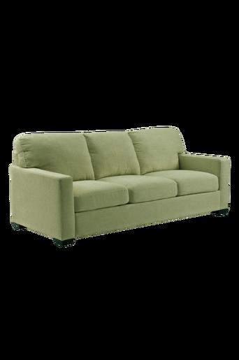 HUNTSVILLE-sohva, 2,5:n istuttava Vihreä