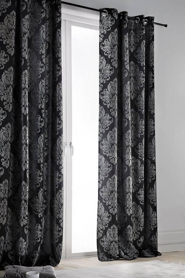 Bilde av CLOTHILDE gardiner med maljer 2-pk - 30151
