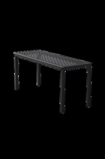 NÄS-penkki – 100 cm Musta