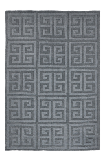 OSSI-villamatto 200x300 cm Harmaa