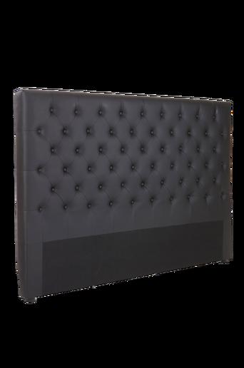 SKENE-sängynpääty 160 cm Musta