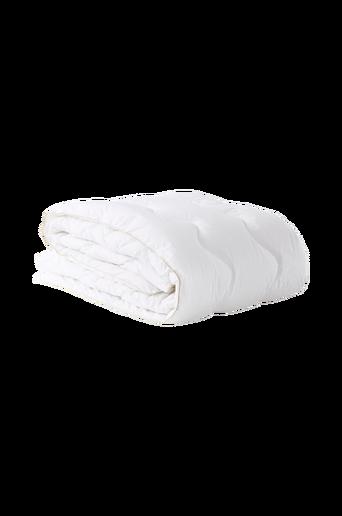 Synteettinen SLEEP-peitto kapeaan sänkyyn, keskilämmin 150x210 cm Valkoinen