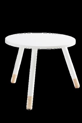 KINNA-sohvapöytä ø 60 cm Valkoinen
