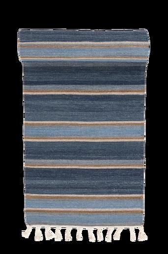 SEDILO-villamatto 70x250 cm Sininen