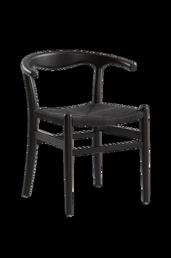 NATTAVAARA-tuoli Musta