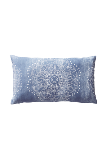 MISTY-tyynynpäällinen 70x40 cm Sininen