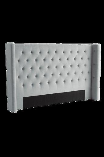 SKENE LYX -sängynpääty 180 cm Harmaa