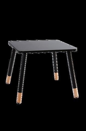 KINNA-sohvapöytä 60x60 cm Musta