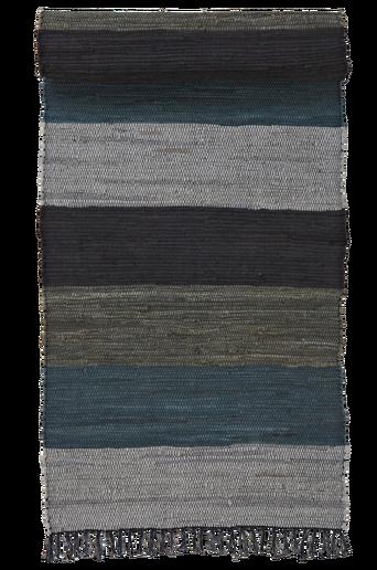 HARMONI-räsymatto, 70x150 cm Harmaa