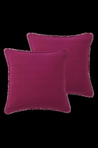DRÖMMA-tyynynpäälliset, 2/pakk. 50x50 cm Fuksianliila
