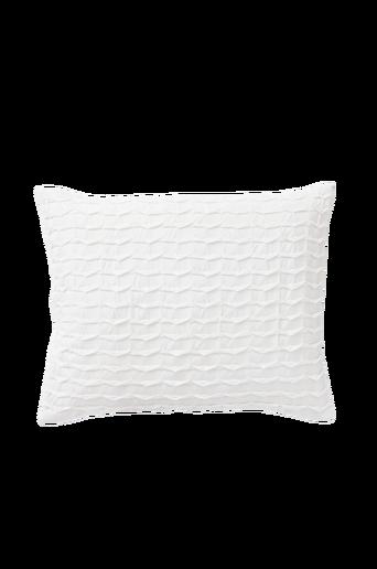 JOHANNA-tyynynpäälliset, 2/pakk. Valkoinen