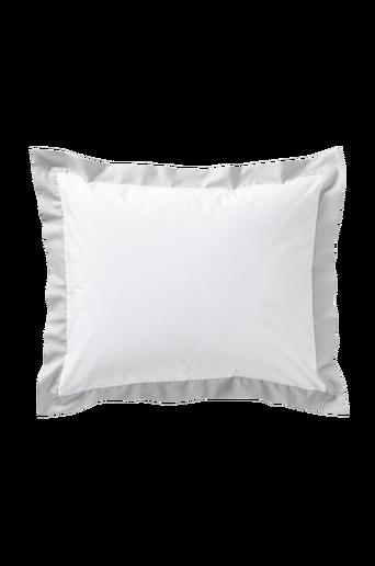 ZARA-tyynyliina Valkoinen/harmaa