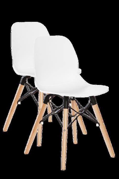 VARBERG stol 2-pack