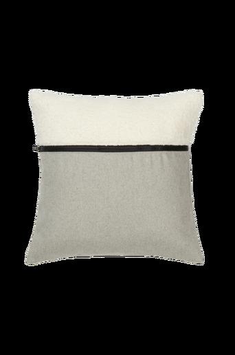 DOLLY-tyynynpäällinen 45x45 cm Vaaleanharmaa