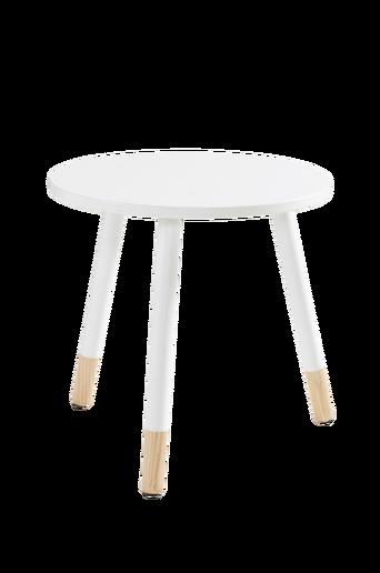 KINNA-sohvapöytä ø 45 cm Valkoinen