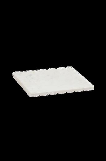 LOKE-tarjoiluvati Valkoinen 15x15