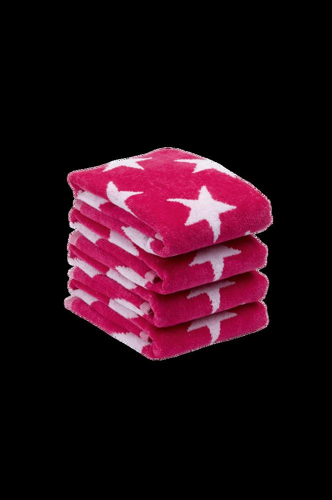 WIN handduk 4-pack