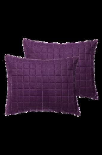 SAM-tyynynpäälliset, 2/pakk. 60x50 cm Liila