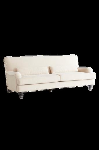 RIVERDALE-sohva, 3:n istuttava Beige