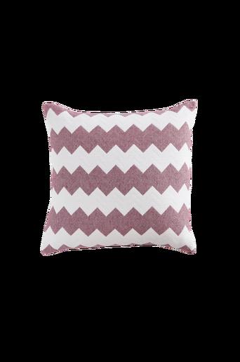 ZINA-tyynynpäällinen 45x45 cm Viininpunainen