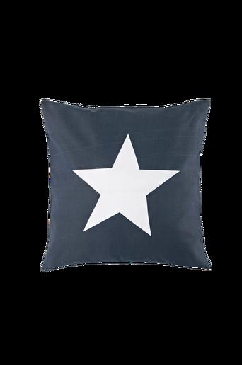 HAMPTON-tyynynpäällinen 50x50 cm Sininen