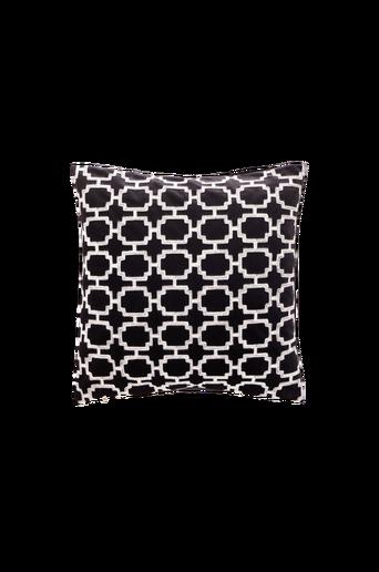 SIMONE-tyynynpäällinen 43x43 cm Musta