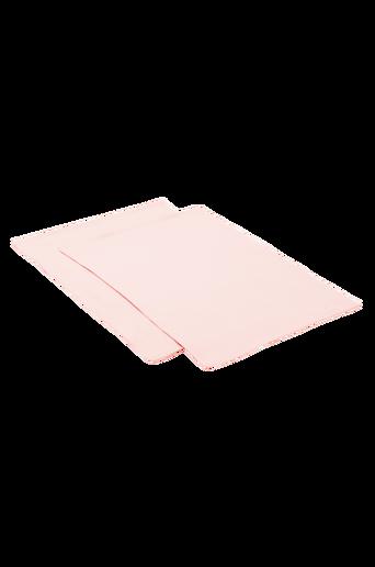 HEDVIG-pöytätabletit, 2/pakk. Roosa
