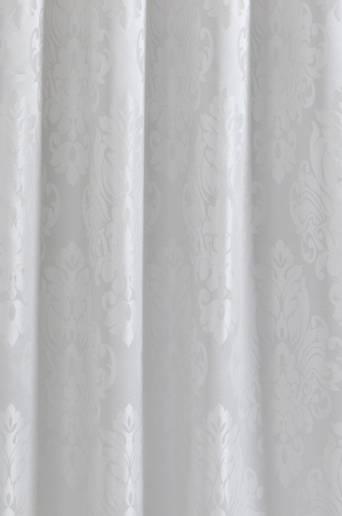 CLOTHILDE-kangas, 5 metrin valmispala Luonnonvalkoinen