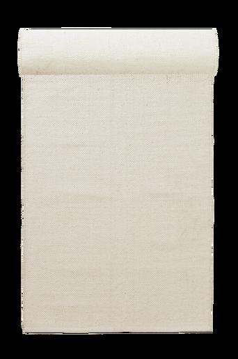 ACCERA-puuvillamatto 70x250 cm Valkoinen