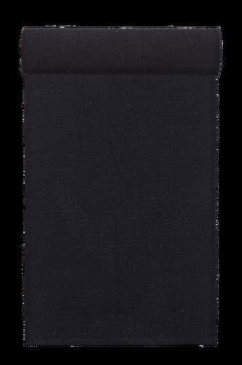 ACCERA-puuvillamatto 70x250 cm Musta
