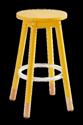 KINNA-baarijakkara Keltainen