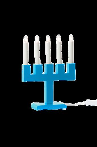 JULIG-sähkökynttelikkö Sininen