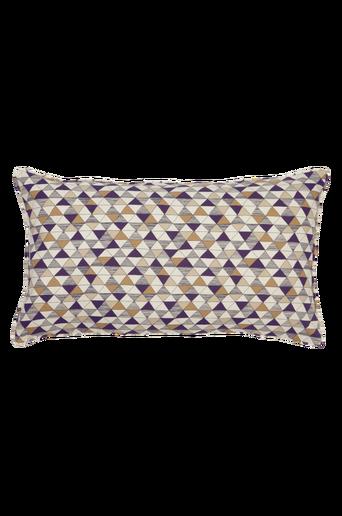 NILEN-tyynynpäällinen 70x40 cm Pellavabeige
