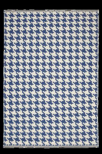 KROTONE-villamatto, 250x350 cm Sininen