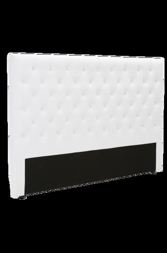 SKENE-sängynpääty 160 cm Valkoinen