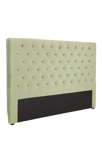 SKENE sänggavel 160 cm Ljusgrön thumbnail