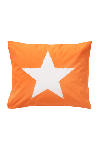 Ekologinen KID STAR -tyynyliina Oranssi